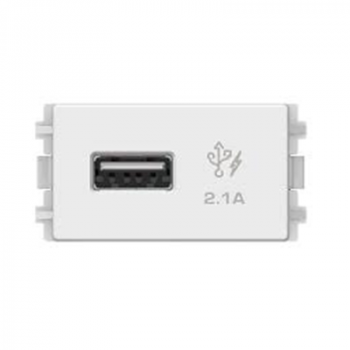 Ổ sạc USB 2.1A đơn size S