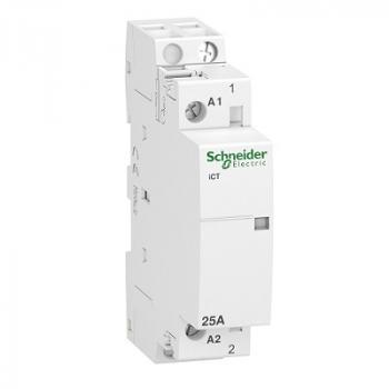 Contactor iCT, 1P, điện áp cuộn dây 230/240VAC