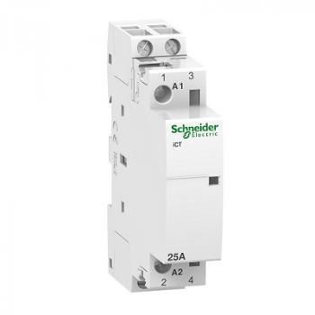 Contactor iCT, 2P, điện áp cuộn dây 24VAC