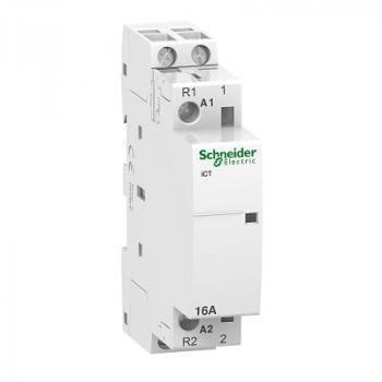 Contactor iCT, 2P, điện áp cuộn dây 230/240VAC