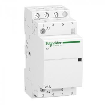 Contactor iCT, 3P, điện áp cuộn dây 230/240VAC