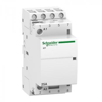 Contactor iCT, 4P, điện áp cuộn dây 24VAC