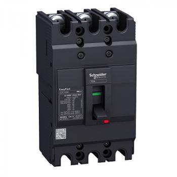 EasyPact EZC100, 3P, Type F, Icu=10kA/415V