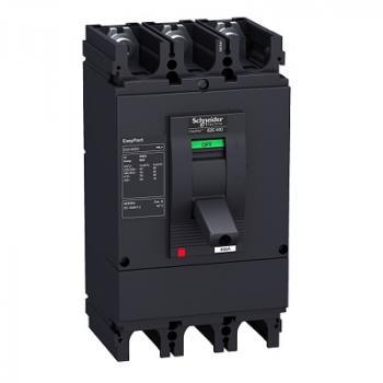 EasyPact EZC400/630, 3P, Type H, Icu=50kA/415V