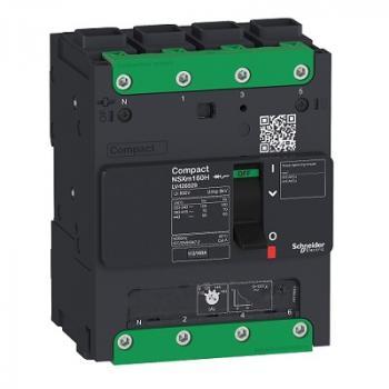 Compact NSXm E (16kA @380/415V) with TMD trip unit
