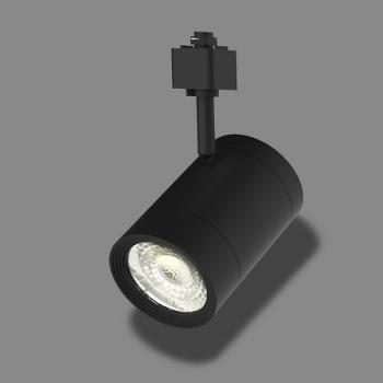 Đèn Track Light, màu đen