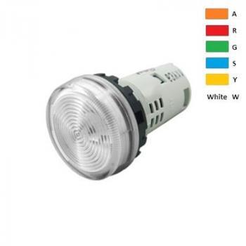 Đèn LED: Loại unibody, không có biến thế, IP 65 ngoài mặt tủ