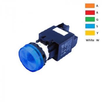 Đèn LED: Có biến thế, IP 65 ngoài mặt tủ