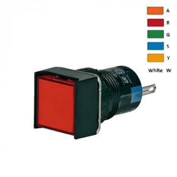 Đèn báo, loại vuông